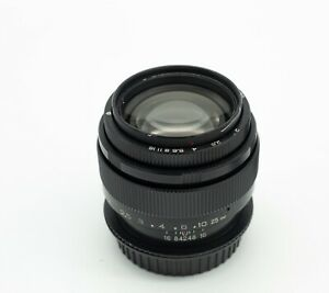 Jupiter 9 85mm F2 Canon EF mount