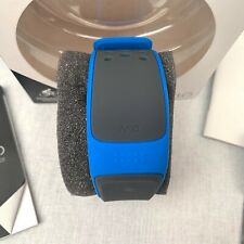 Mio Global Velo Cycling Heart Rate Band Smart Watch Activity Silicone 57P-BLU