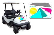 Club Car Hood Graphic Kit Golf Cart Decal Sticker Wrap Precident i2 08-13 VICE