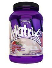 NEW Matrix2.0, Strawberry Cream, 2 Pounds FREE2DAYSHIP TAXFREE