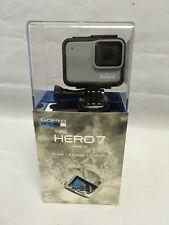 GoPro HERO7 White 12 MP Waterproof 1080p Camera Camcorder (Sealed Box)