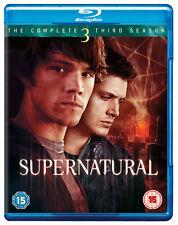 Supernatural - Complete Season 3 [2008] (Blu-ray) Jared Padalecki