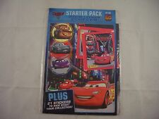 Panini Cars 2 Starter Pack Sticker Album Sealed and empty