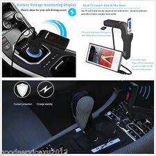 Portable 12V G7 Bluetooth Car Suv Fm Transmitter Mp3 Player Usb Sd Aux Handsfree