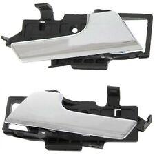 L&R Interior Door Handle For 2007-2011 Chevrolet Aveo 2009-2011 Aveo5 Set of 2