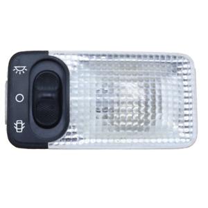 INDOOR OVERHEAD ROOF LIGHT LAMP WITH BULB FOR PEUGEOT CITROEN 6362K9 GENUINE