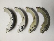 HYUNDAI PONY 1.3 1985-90 Rear Brake Shoes First Line FBS205 MFR192 NEW