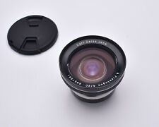 Carl Zeiss Jena Flektogon f/4 20mm Wide Angle Lens M42 (#5608)