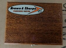 Brown and Sharpe 599-540-9993 Wood Case