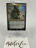MTG - FOIL Tamiyo, Collector of Tales - Stain Glass Planeswalker Secret Lair