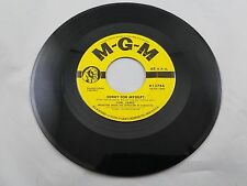 Vintage Collectible 1959 Joni James 45 Rpm Record-Sorry For Myself?,Be A Way-Mgm