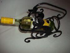 Alter Flaschenträger-Flaschenhalter-Weinhalter DDR Schweißarbeit
