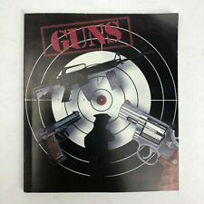 Sound Ideas Guns Sound Effects Library Reference Book