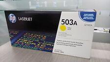Toner originale HP Q7582A Giallo 6000 copie per Laserjet 3800/CP3505 nuovo