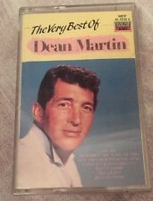 cassette music DEAN MARTIN THE VERY BEST OF  RIO BRAVO ANGEL BABY