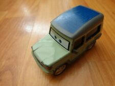 OFFICIAL DISNEY PIXAR CARS - MILES AXLEROD DIECAST TOY CAR