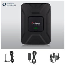 REFURBISHED weBoost Drive 4G-X Cell Phone Signal Booster for CAR / TRUCK 470510R