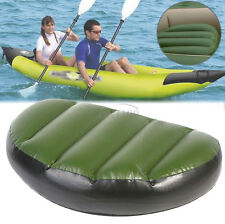 Durable Outdoor Camping Water Sport Boat Seat Inflatable Cushion Fishing Kayak