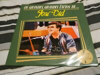 Vinyl Record JOSE CID os grandes,grandes exitos de  DOUBLE LP ORFEU  EFPAT 7001