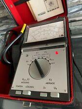 BBC GOERZ REVITESTER 100 , analoges Prüf- und Messgerät