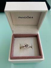 Pandora Cherry Blossom Sterling Silver Ring