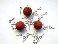 Boilie Bait Screws for carp hair rigs