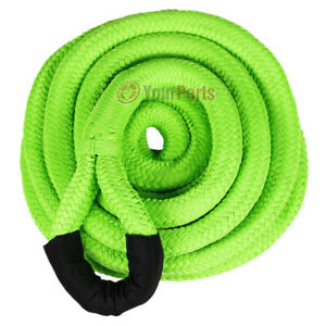 "GRIP Tools 20' x 7/8"" Kinetic Energy Recovery Tow Rope 28818"