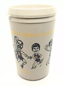 VTG Utah Jazz Aladdin Mug Cup John Stockton, Karl Malone, Darrell Griffith RARE