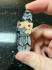 Star Wars Sexy Stormtrooper enamel pin - Kinky - Pins - White