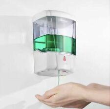 Electroid 700ml Dispenser Automatico Sapone per Parete - Bianco