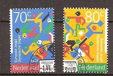 Nederland - 1993 - NVPH 1563-64 - Gestempeld - NO1126