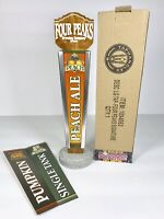 """Dos Equis Ambar XX Amber Cerveza Beer Tap Handle 10"""" Tall Brand New No Box"""