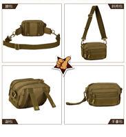 Multipurpose Handbag Men Tactical Molle Messenger Bag