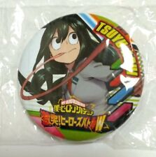 My Hero Academia Badge Heroes Battle Asui Tsuyu Froppy Illustration Anime F/S