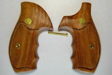 s&w N frame grips fit Round butt Only New Hardwood Thailand Smith&Wesson