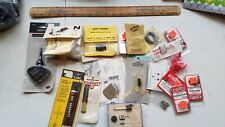 Large Lot of HO TRAIN Parts and tools ger56