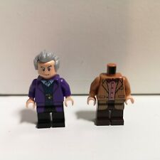 Lego - Dr. Who - The Eleventh Doctor & The Twelfth Doctor - Genuine Minifigure