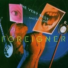 "FOREIGNER ""THE VERY BEST OF AND BEYOND"" CD NEW"