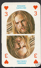 Monty Gum Card - 1970's Hitmakers Music Card - Earth & Fire (2)