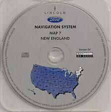 03 04 05 06 Expedition Escape Hybrid Navigation Map #7 Cover New England Region