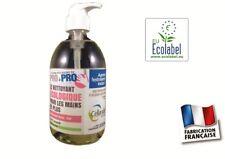 Savon et Gel Douche MCC Amande pro 500 ml Ecolabel