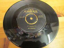 """CRS.8021 7"""" 45 Rpm 1965 Bo Diddley """"deje que los niños Dance"""" ex"""