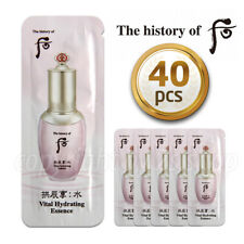 [The History of Whoo] Soo Yeon Essence / Vital Hydrating Essence 1ml x 40pcs