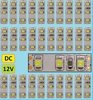 30 X MINI LED Weiß Hausbeleuchtung 2,5cm Modell- Beleuchtung Bahnsteig - E303w