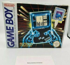Game Boy Classic Original Verpackung OVP..... KEINE Konsole Deutsch Leere OVP