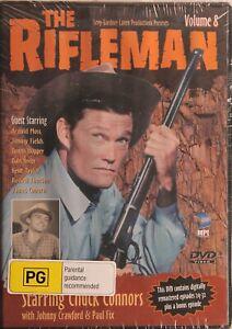The Rifleman DVD - Season 1 - Volume 8 - BRAND NEW - FREE POST!