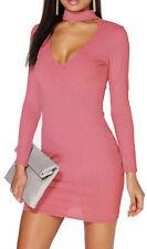 Vestiti da donna rosi party , Taglia 44