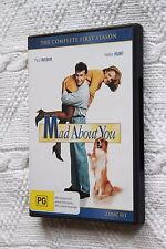 Mad About You The Complete First Season (DVD, 2-Disc) R-4, New, free shipping