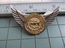 """SRT US border Patrol pin 1 3/4"""" large"""
