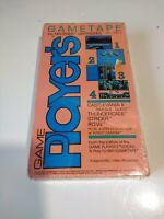 Game Player's Gametape Vol. 1, No. 3 VHS Castlevania II Nintendo Nes sealed